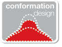 Conformation Design Icon